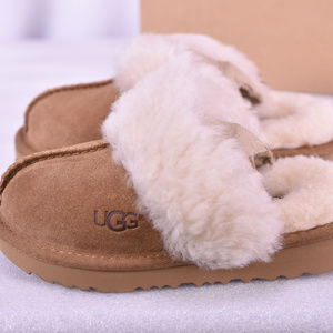 UGG Cozy II Slippers - Chestnut